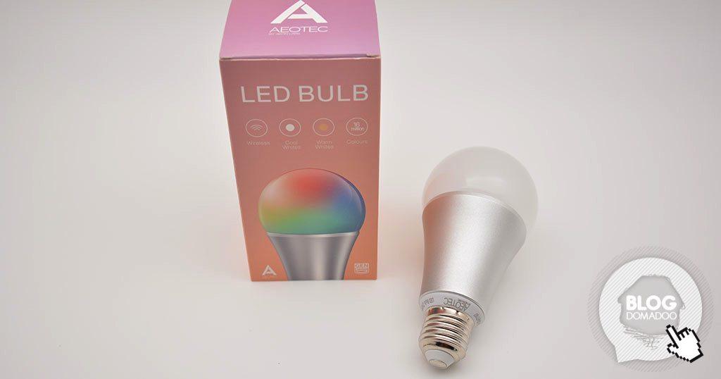 Aeotec LED Bulb une