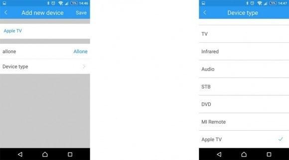 Contrôler ses appareils IR avec son Smartphone grace a Orvibo AllOne15
