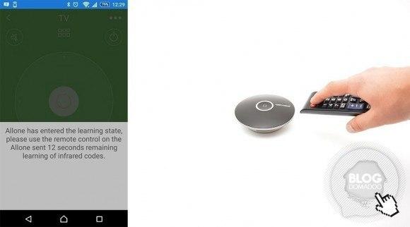 Contrôler ses appareils IR avec son Smartphone grace a Orvibo AllOne11
