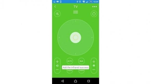 Contrôler ses appareils IR avec son Smartphone grace a Orvibo AllOne12