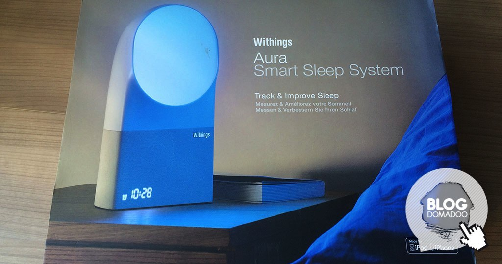 Withings Aura 001
