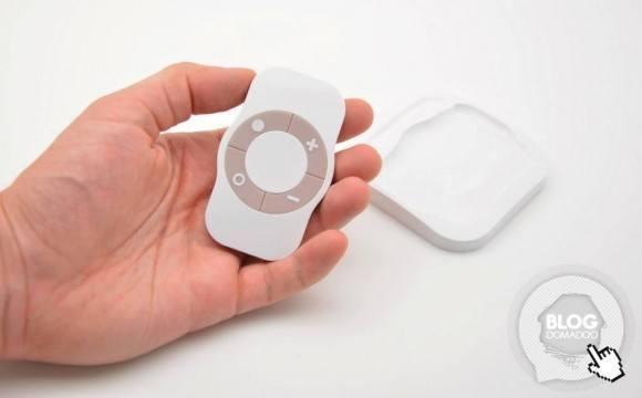 Contrôlez vos dispositifs électriques au bout du doigt avec la télécommande Octan CRC-3-1-00 de Nodon et la box domotique Eedomus Plus