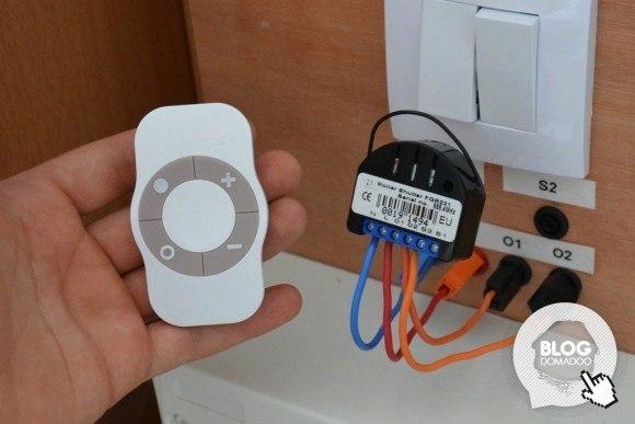OCTAN: Présentation de la nouvelle télécommande Octan Z-Wave+ by Nodon