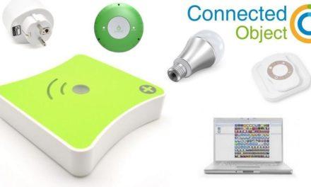 Nouvelle mise à jour de la box domotique Eedomus Plus annoncée par Connected Object