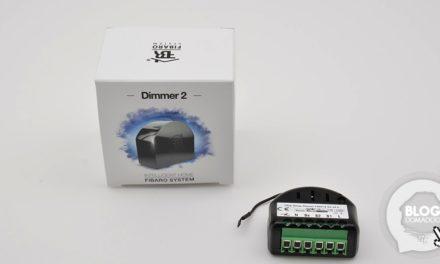 Présentation du nouveau micromodule variateur Z-Wave+ Fibaro FGD-212