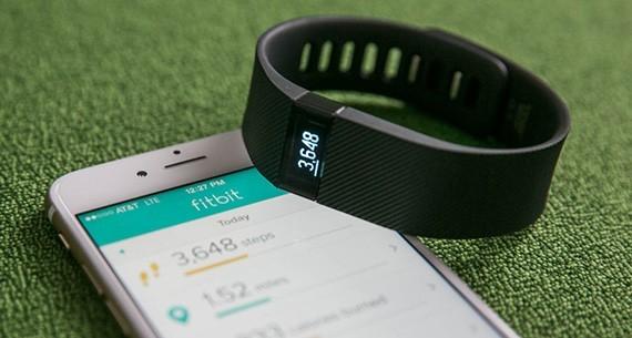 #Test du bracelet connecté Fitbit Charge