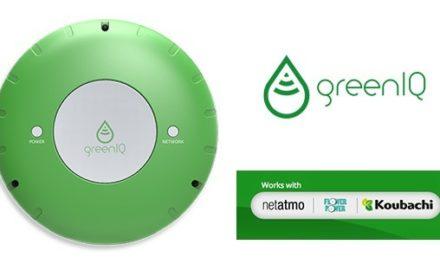 Le GreenIQ s'adapte facilement à vos objets connectés