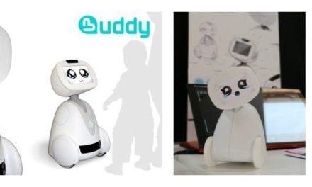 Buddy, le robot compagnon qui fait craquer…