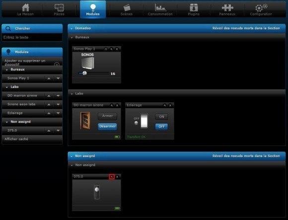 Contrôlez les équipements de votre foyer grâce à la telecommande Octan CRC-3-1-00 by Nodon et la box domotique Home Center 2 / Lite