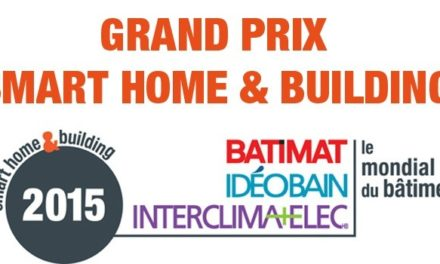Grand Prix Smarthome and Building: de beaux projets domotiques en vue !
