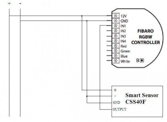 jeedom_schéma_de_cablage_smart_sensor