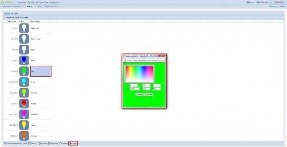 Vivez avec un eclairage intelligent grâce à l'ampoule Aeon Labs AEO_ZW098-C55 et la box domotique Eedomus Plus