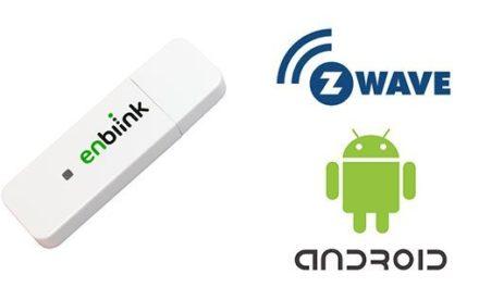 Enblink transforme n'importe quel appareil Android en box domotique Z-Wave