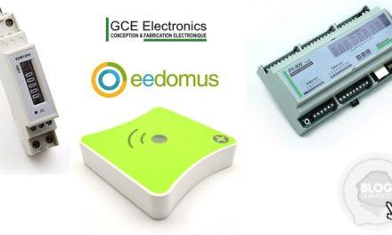 Intégration du compteur d'énergie 45A avec l'IPX800 V3 et l'eedomus