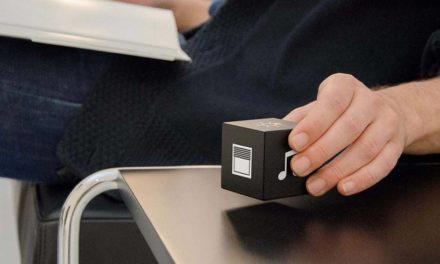 Un Cube pour piloter votre maison ?