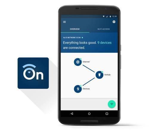 google-onhub-app