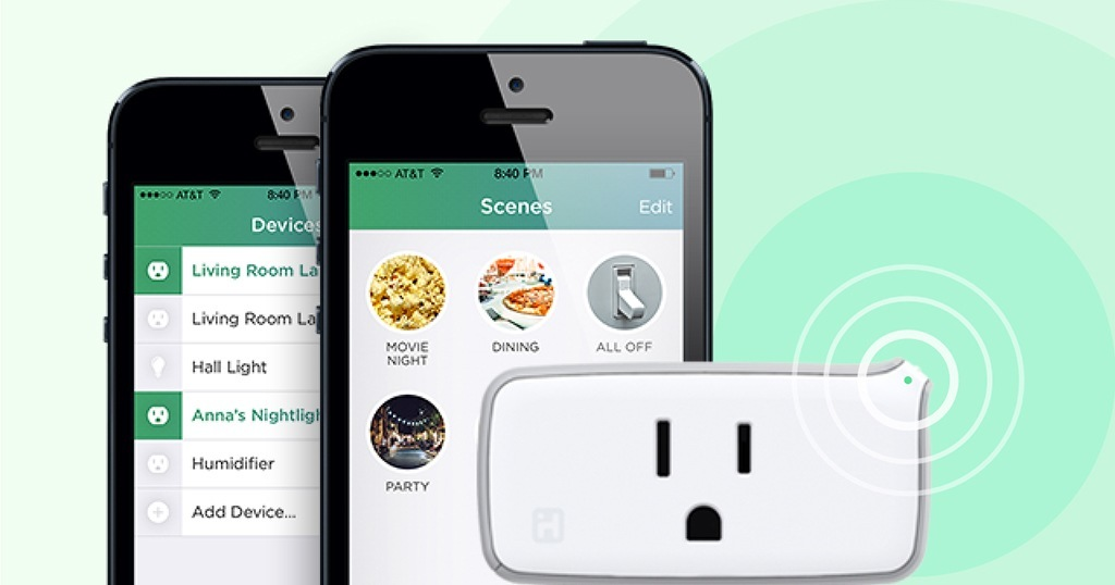 iHome smartplug ISP5 une