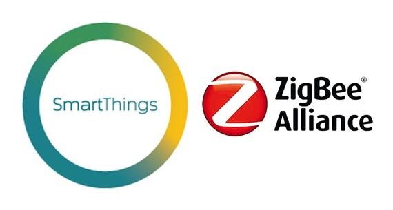 smartthings zigbee logo