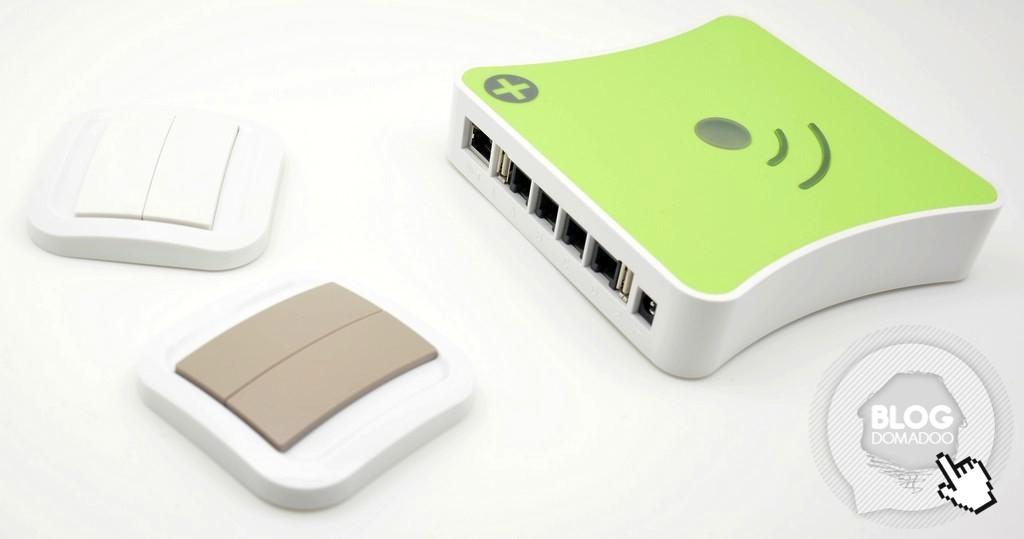 utilisation dun interrupteur mural intelligent et sans fil nodon avec la box domotique eedomus plus 24