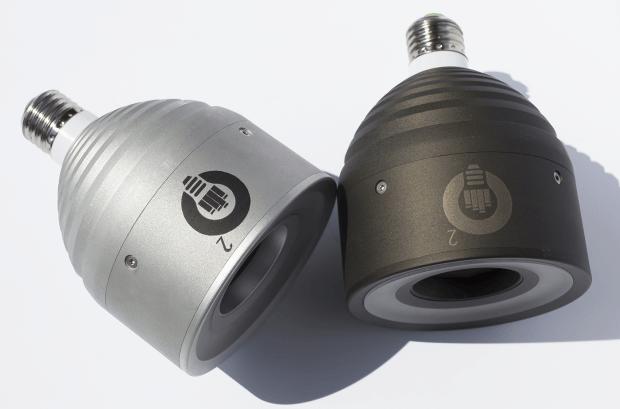 LightFreq Square2: l'ampoule son, lumière, et interphone !