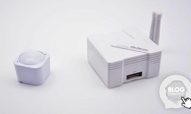 Guide d'utilisation du détecteur multifonctions Aeon Labs 6 en 1 Z-Wave Plus avec la Zipabox
