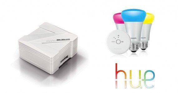 Guide dutilisation des lampes Philips Hue avec la Zipabox00