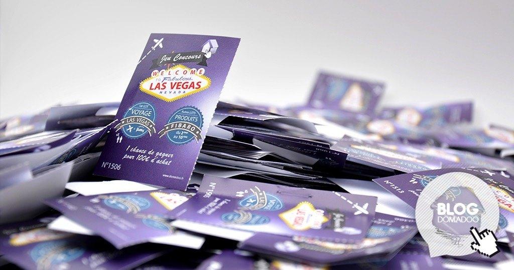 Concours Las Vegas: les gagnants ont été tirés au sort !