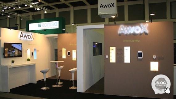 #IFA2015: Awox complète sa gamme avec de nouvelles ampoules connectées très abordables