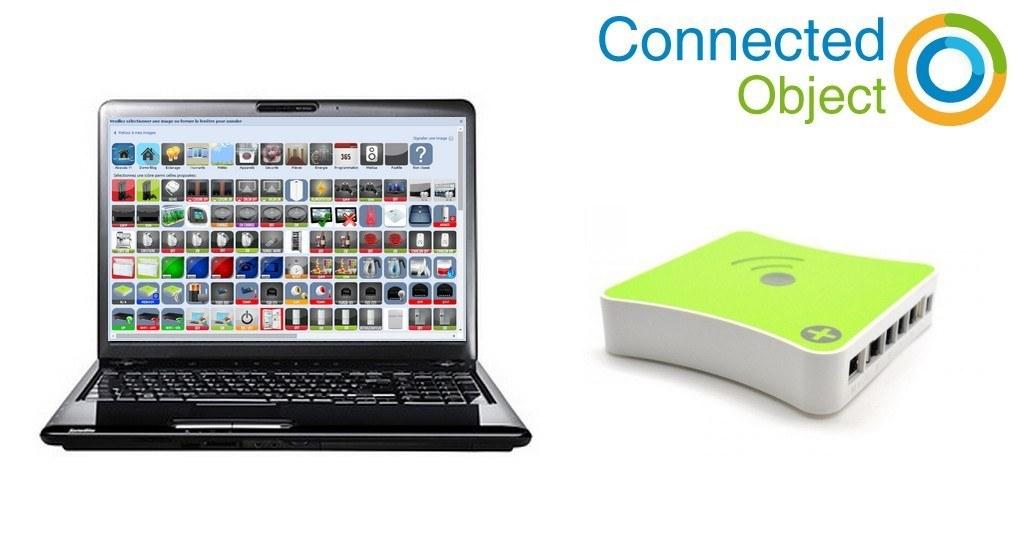 decouverte de la fonctionnalite de partage des icones utilisateurs sur la box domotique eedomus plus