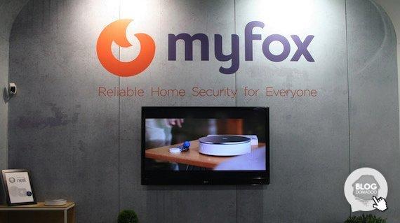 #IFA2015: MyFox Home Alarm maintenant compatible avec Nest et bientot IFTTT
