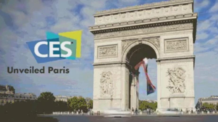 Le CES Unveiled à Paris nous donne un avant gout du mois de janvier…