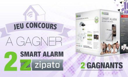 #CONCOURS: 2 packs de démarrage en domotique de chez Zipato à gagner !
