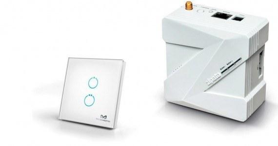 Guide d utilisation de l interrupteur tactile en verre Z Wave 2 charges MCOHOME avec la Zipabox001
