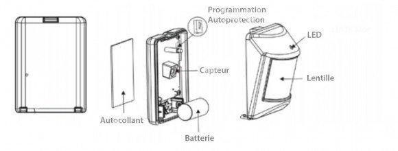 Découverte du kit alarme Z-Wave de ZIPATO16