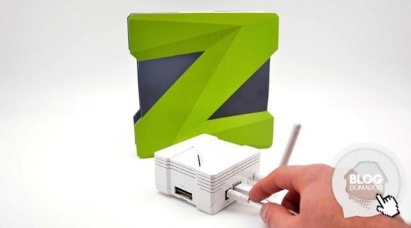 Découverte du kit alarme Z-Wave ZIPATO7