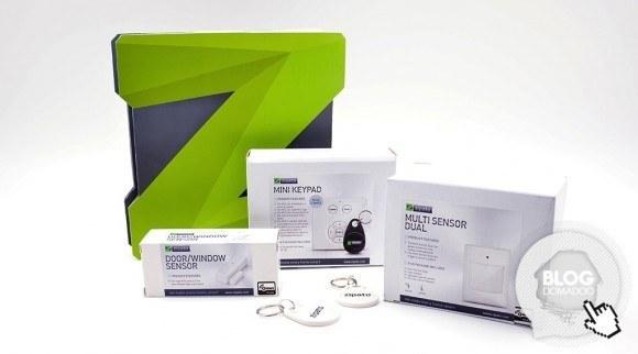 Découverte du kit alarme Z-Wave de ZIPATO1