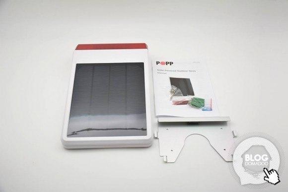 Popp_Solar_Outdoor_Siren_Unboxing