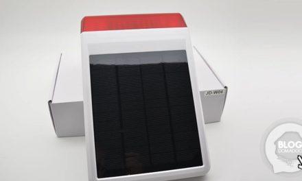 Popp lance la première sirène extérieure solaire Z-Wave+