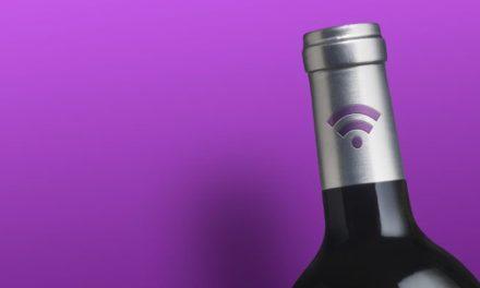 10-Vins invente le sommelier connecté, le D-Vine.