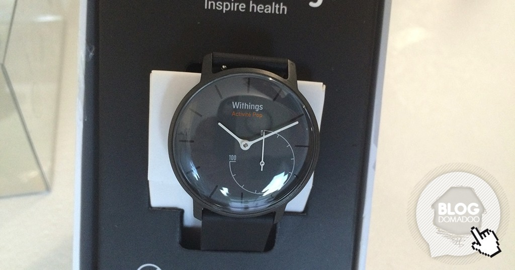 Withings activite pop une