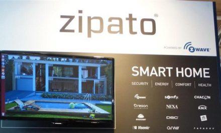 Zipato dévoile de nouveaux produits lors du CEDIA
