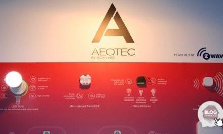 Aeon Labs présente ses nouveautés au Broadband World Forum