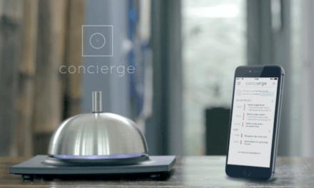 Concierge: l'objet connecté qui prend soin de votre maison