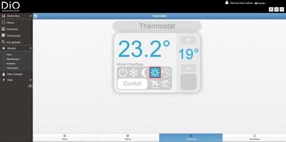 Comment contrôler mon chauffage avec mon smartphone [Test du Heating Pack DIO]