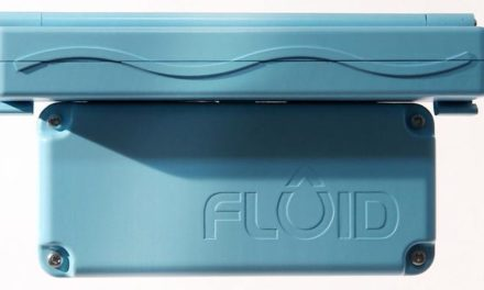 Suivre sa consommation d'eau grâce à Fluid