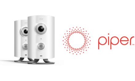 4 nouvelles fonctionnalités pour la caméra Z-Wave Piper