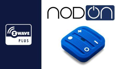 Présentation de la nouvelle télécommande Soft Remote Z-Wave+ NodOn