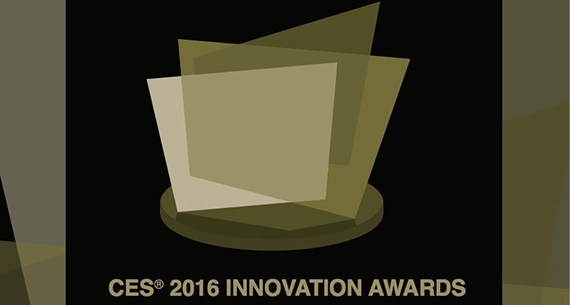 CES Inovation Awards 2016 une