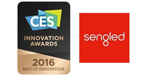 Sengled best innovations ces 2016