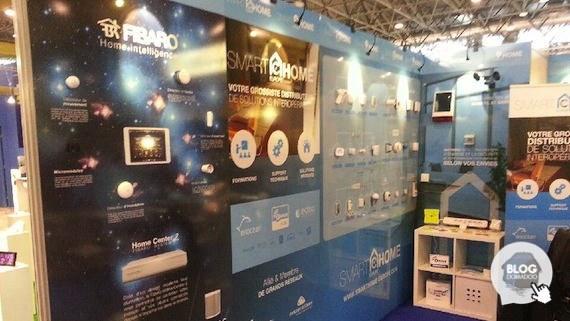 SmartHome Europe et SmartHome Partner présents au Mondial du Batiment